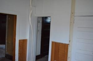 Rear room